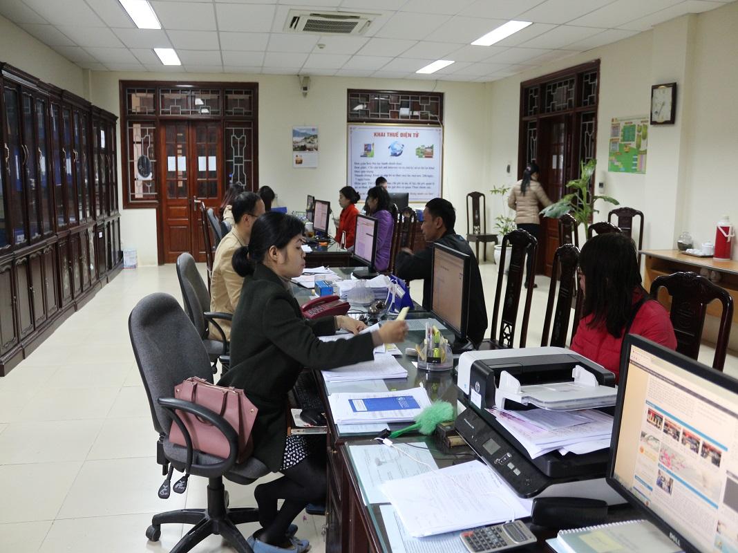 Dịch vụ kê khai thuế qua mạng