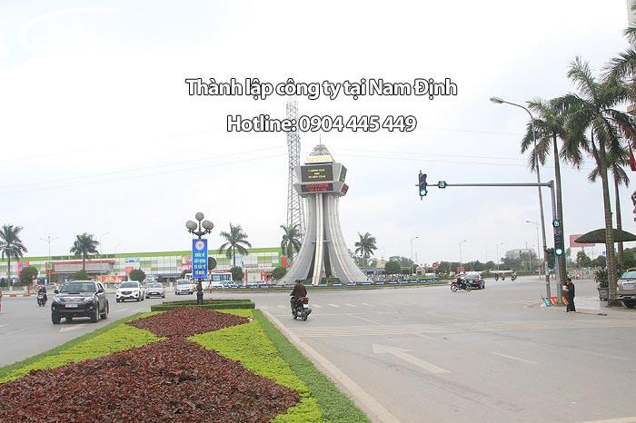 oceanlaw Thành lập công ty tại Nam Định