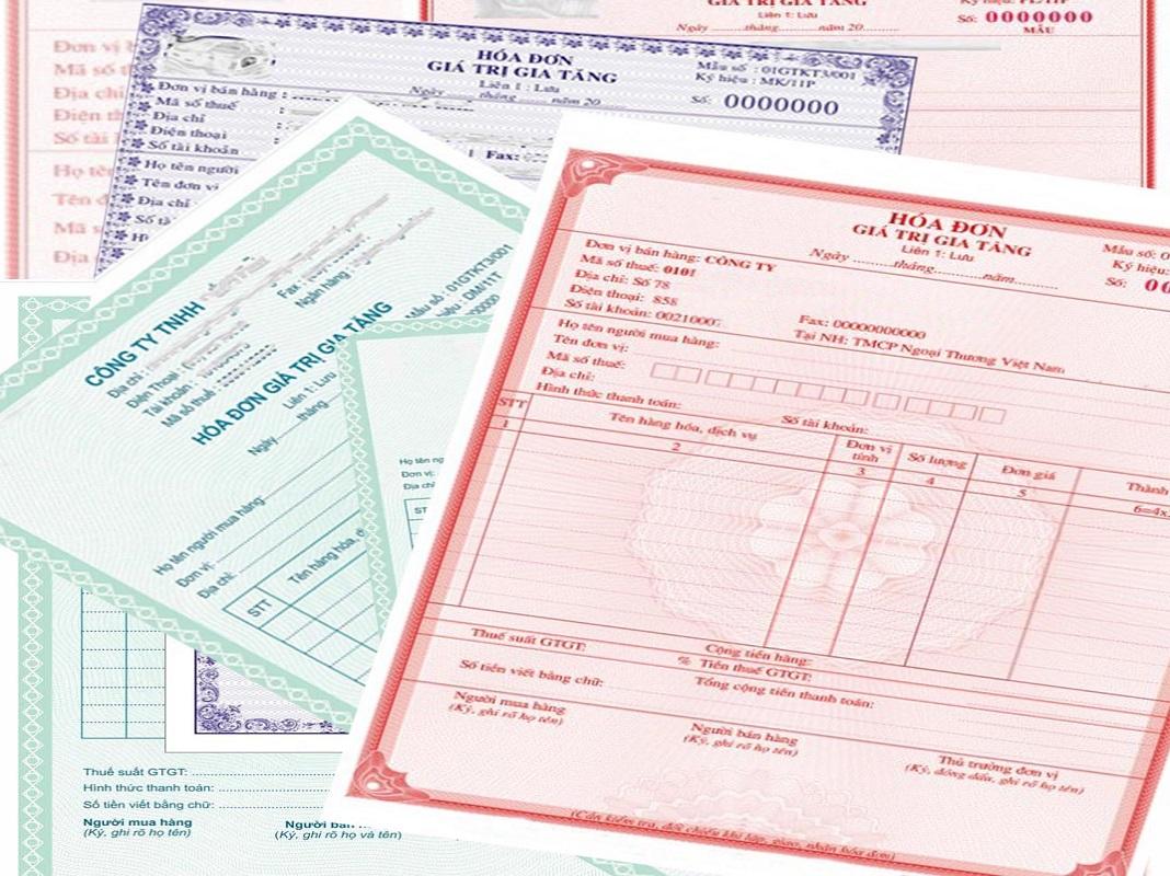 Quy trình thông báo phát hành hóa đơn