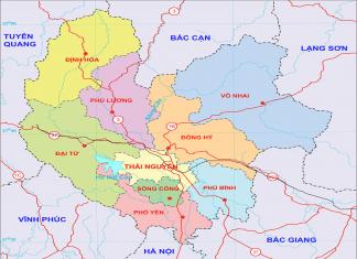 Thành lập chi nhánh công ty tại Thái Nguyên