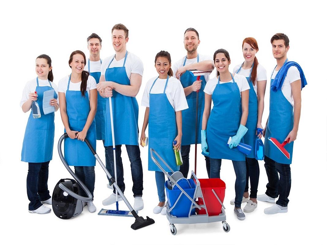 Thành lập công ty dịch vụ vệ sinh