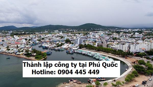 thành lập công ty tại Phú Quốc